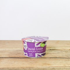 Yeo Valley Low Fat Soured Cream | Organic Dairy