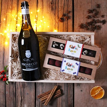 Christmas Fizz Gift Box