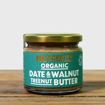Nutcessity Date & Walnut Butter