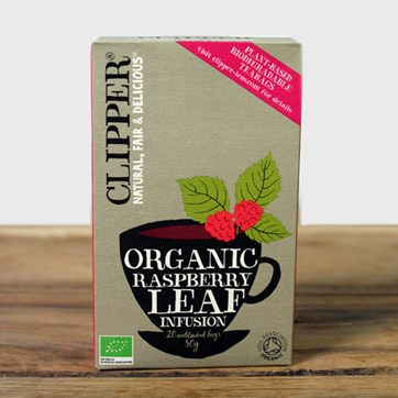 Clipper Raspberry Leaf Tea x 20