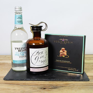 Tinkture Rose Gin Gift Box