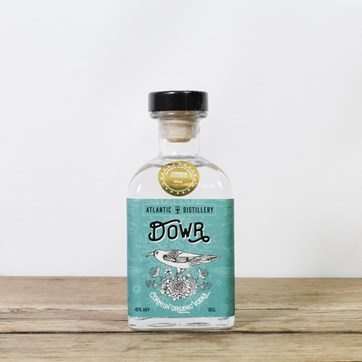 Atlantic Distillery Dowr Cornish Vodka