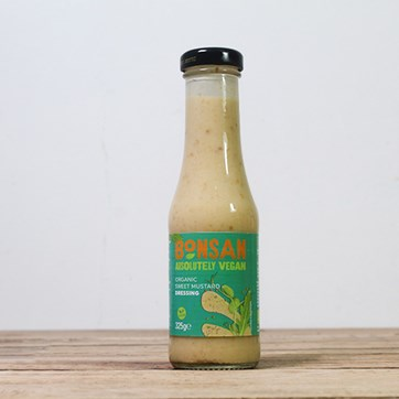 Bonsan Sweet Mustard Dressing