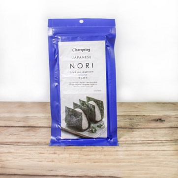 Clearspring Nori Sheets
