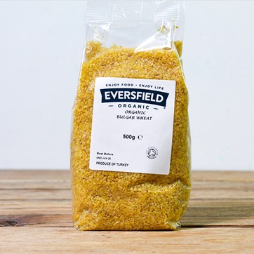 Eversfield Organic Bulgar Wheat
