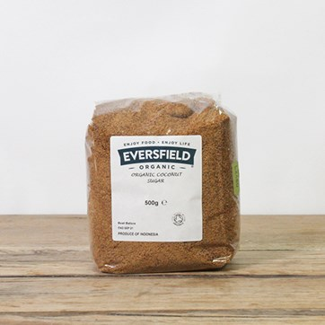 Eversfield Organic Coconut Sugar