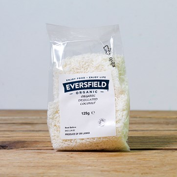Eversfield Organic Desiccated Coconut