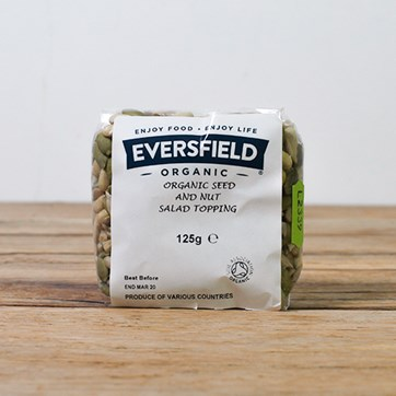 Eversfield Organic Seed & Nut Salad Topping