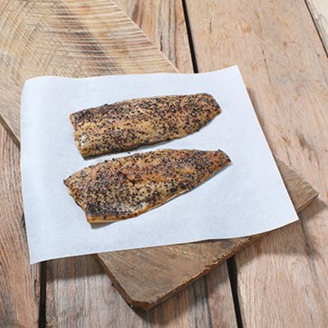 Inverawe Wild Peppered Mackerel, Frozen