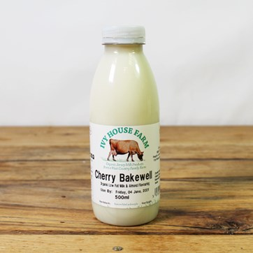 Ivy House Cherry Bakewell Flavoured Milk