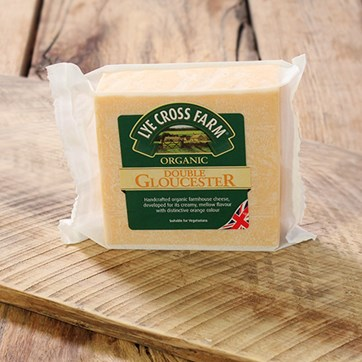 Lye Cross Double Gloucester