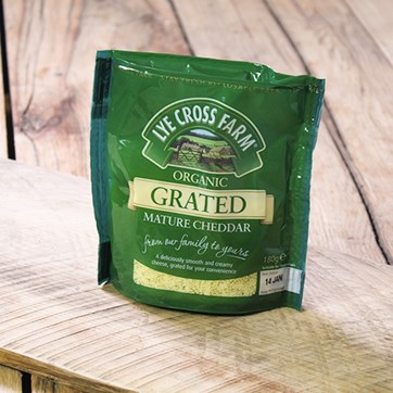 Lye Cross Grated Mature Cheddar