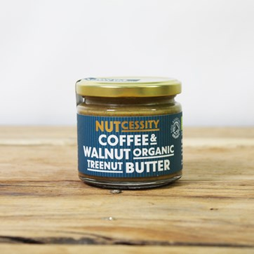 Nutcessity Coffee & Walnut Butter
