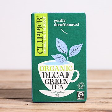 Clipper Decaf Green Tea Bags x 20