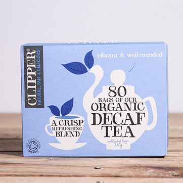 Decaf Tea Bags x 80