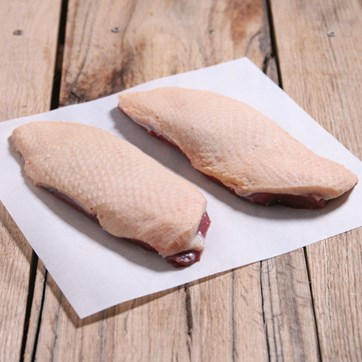 Duck Breasts, Frozen