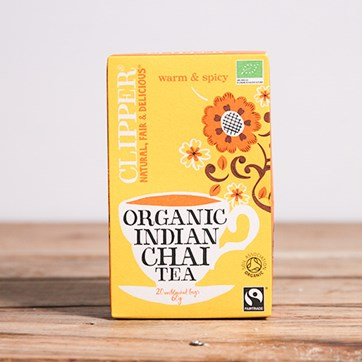 Clipper Indian Chai Tea Bags x 20