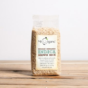 Mr Organic Indica Brown Rice