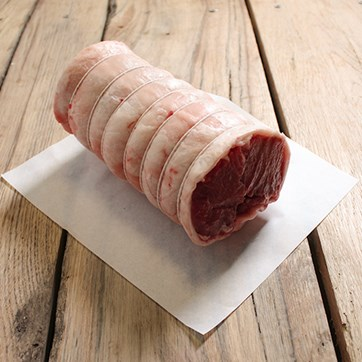 Lamb Loin Joint, Boned & Rolled