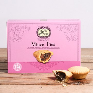 6 Mince Pies
