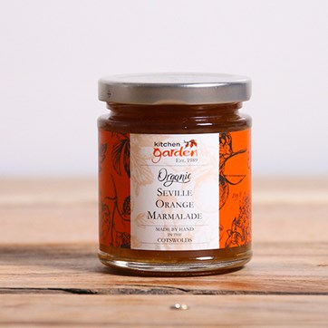 Kitchen Garden Seville Orange Marmalade