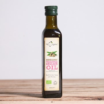 Mr Organic Toasted Sesame Oil