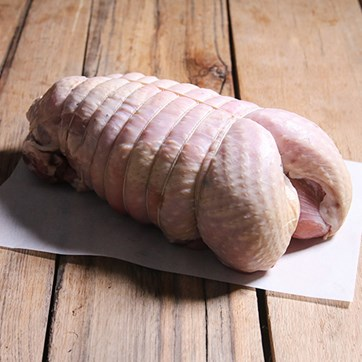 Organic Turkey, Boned & Rolled