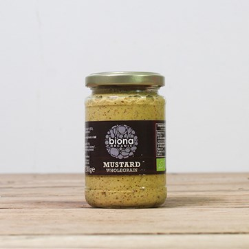 Biona Wholegrain Mustard