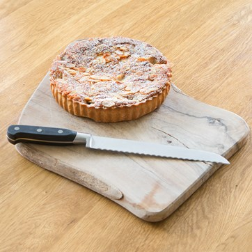 Prune & Almond Tart