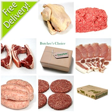 All Round Meat Box