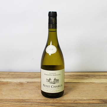Domaine Philippe Goulley Petit Chablis