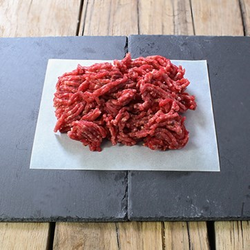 PFLA Certified Beef Steak Mince