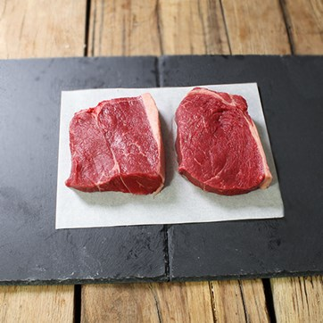 PFLA Certified Beef Rump Steaks
