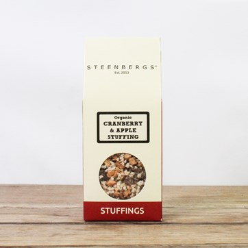 Steenbergs Cranberry & Apple Stuffing