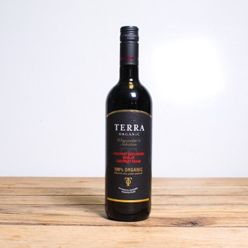 Terra Tangra Winemakers Selection Cabernet/Merlot