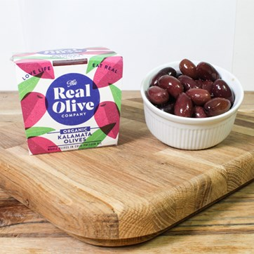 Real Olive Co Kalamata Olives