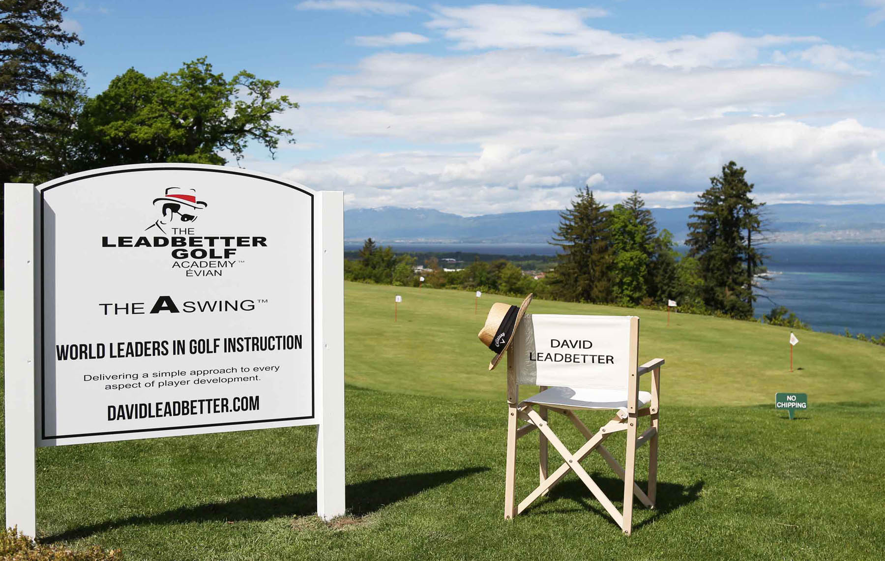 Image newsfeed The Leadbetter Golf Academy à Evian