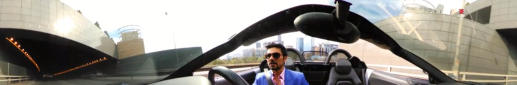 Randeep Hooda – 360° Memories Melbourne