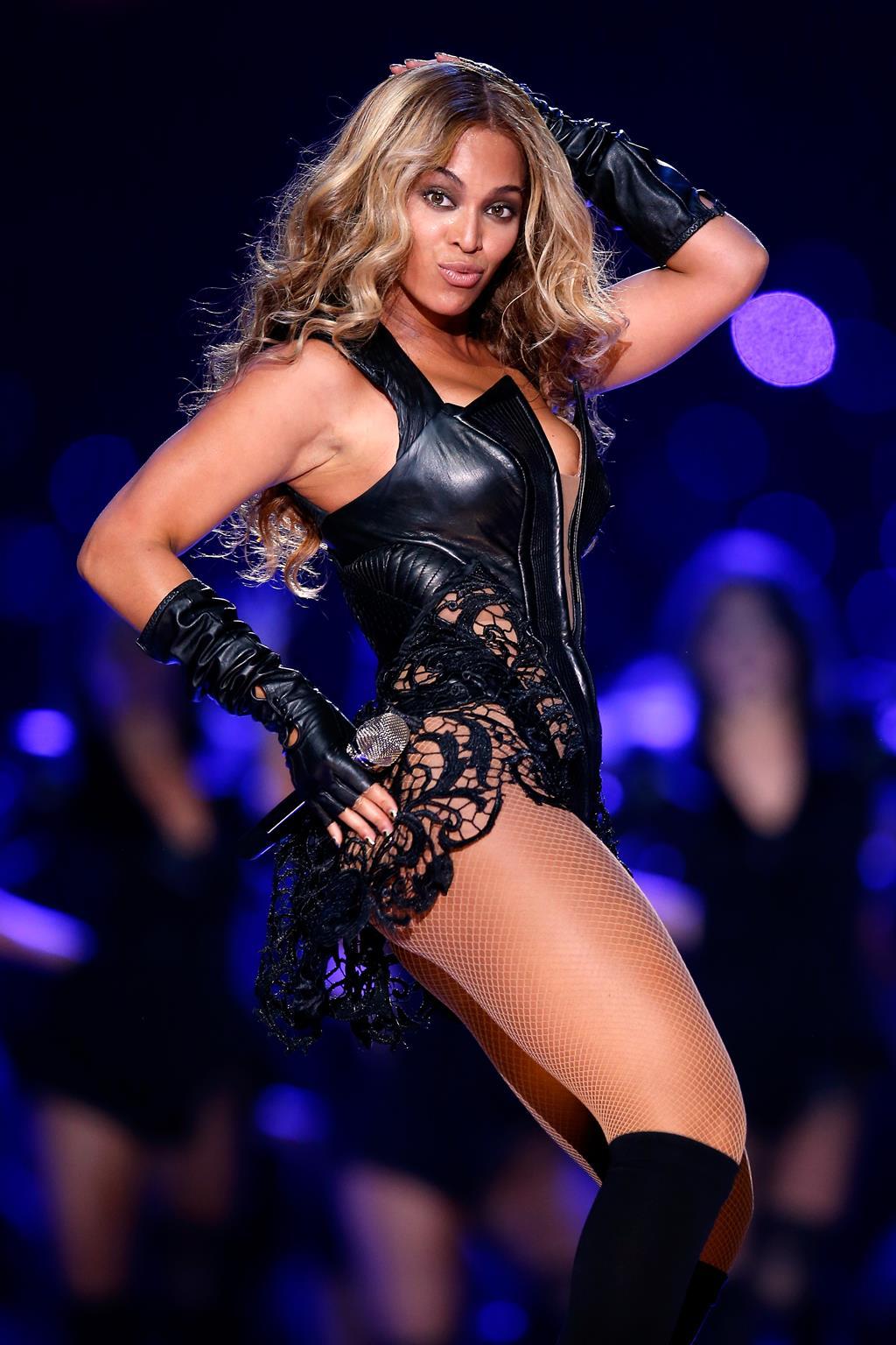 AN23072439Singer Beyonce Kn