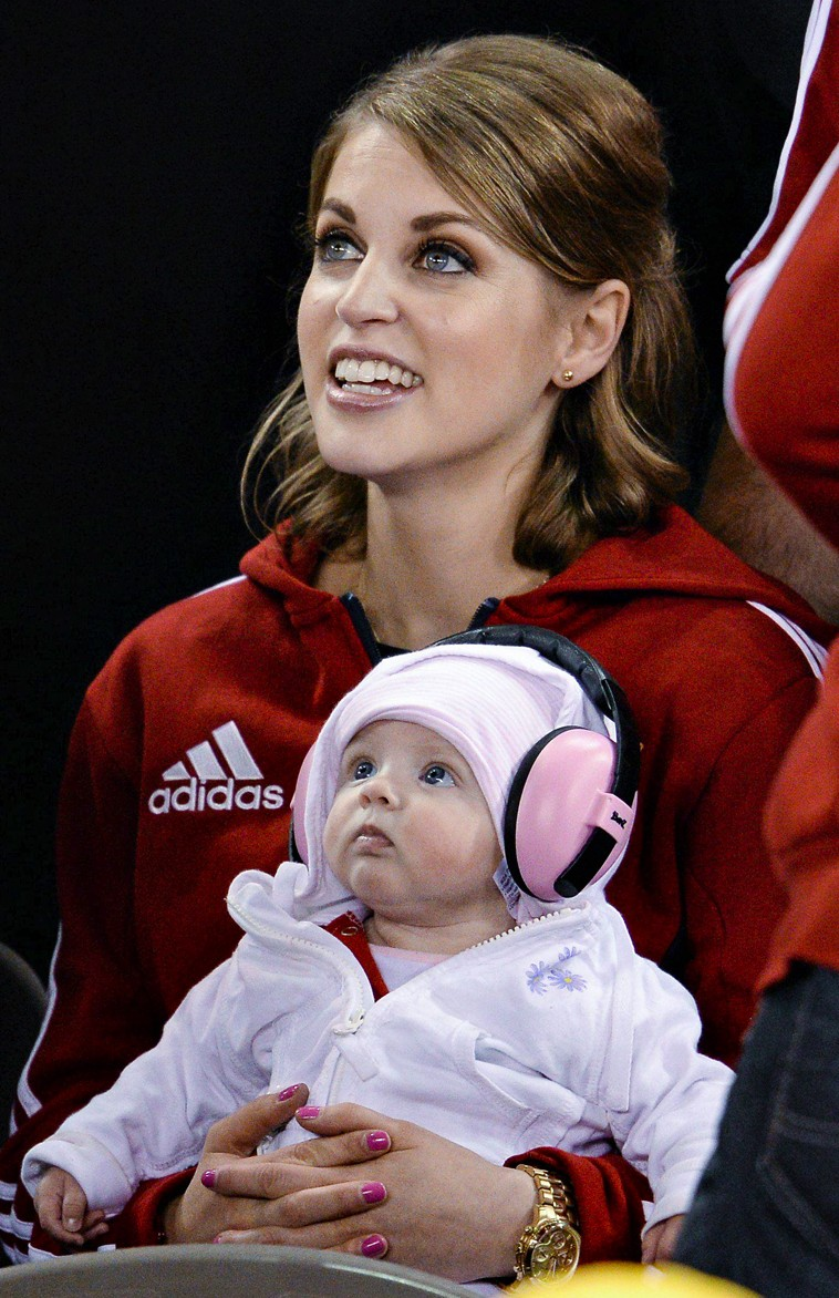 Amy Huberman Children