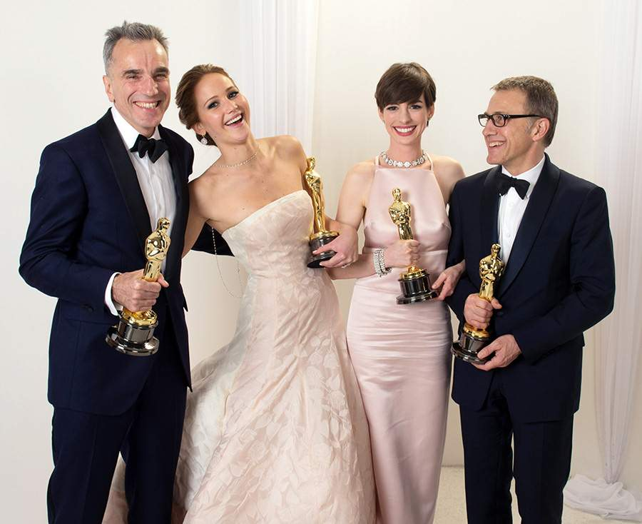 Marissa spray tanned seven Oscar nominees in 2014