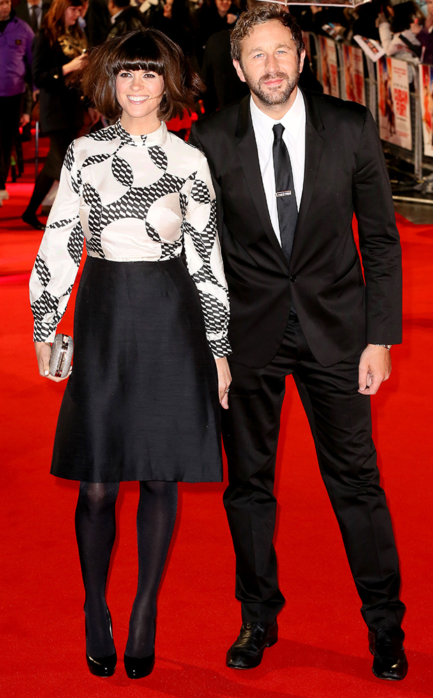 Future parents: Dawn O'Porter and Chris O'Dowd