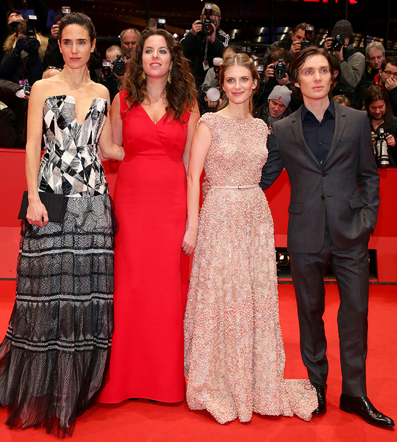 Cillian Murphy 'Aloft' -- Actor Looks Short Next To Female