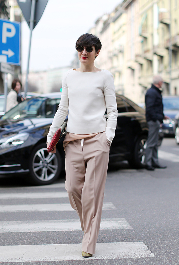Those Italians Sure Have Style Check Out Our Top 10 Super Chic Street Stylers From Milan
