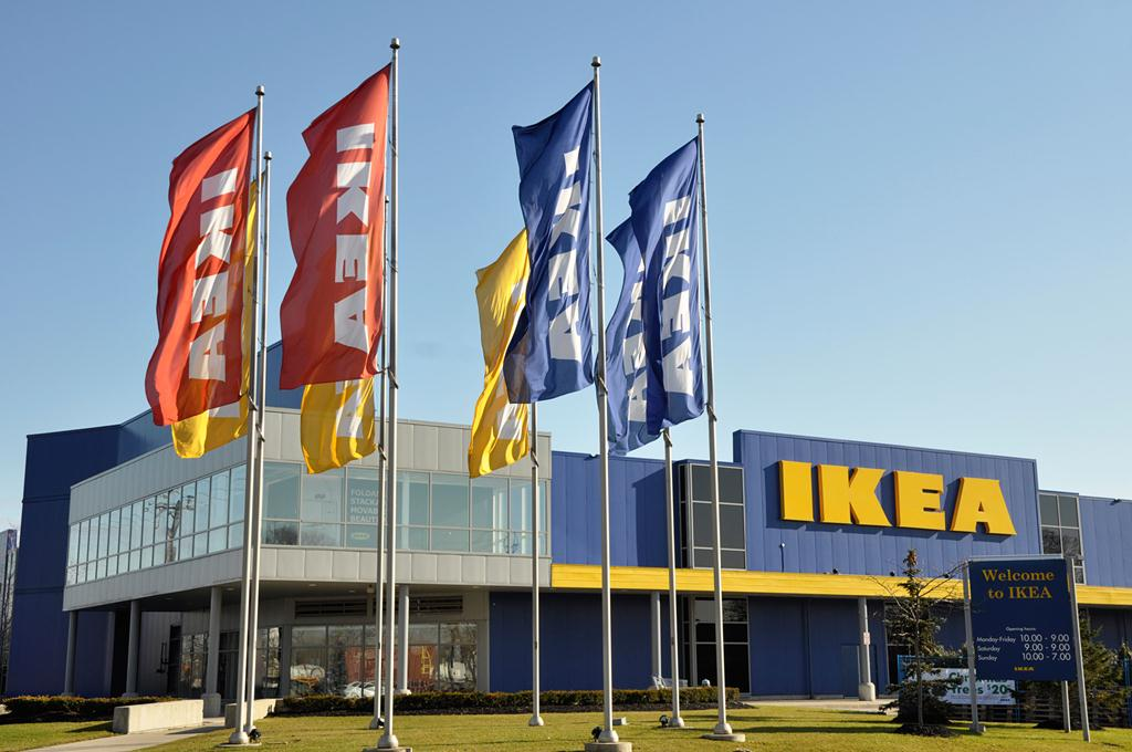 The attacker got into her car in the car park outside IKEA in Ballymun Pic: