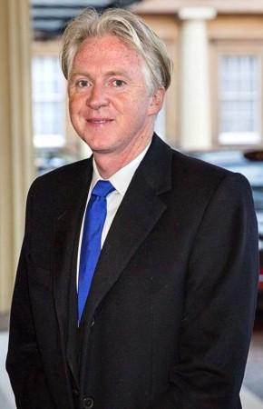 Hat's off: Milliner Philip Treacy