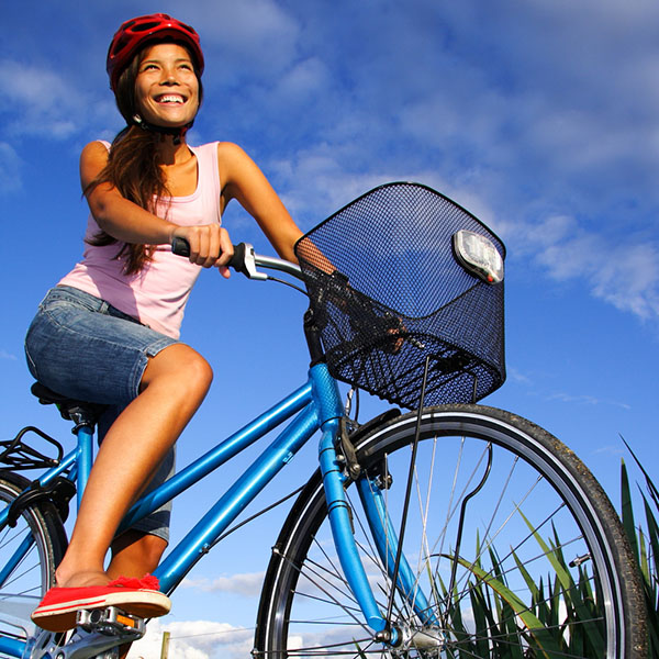 You should always make time for regular exercise! Pic: Shutterstock