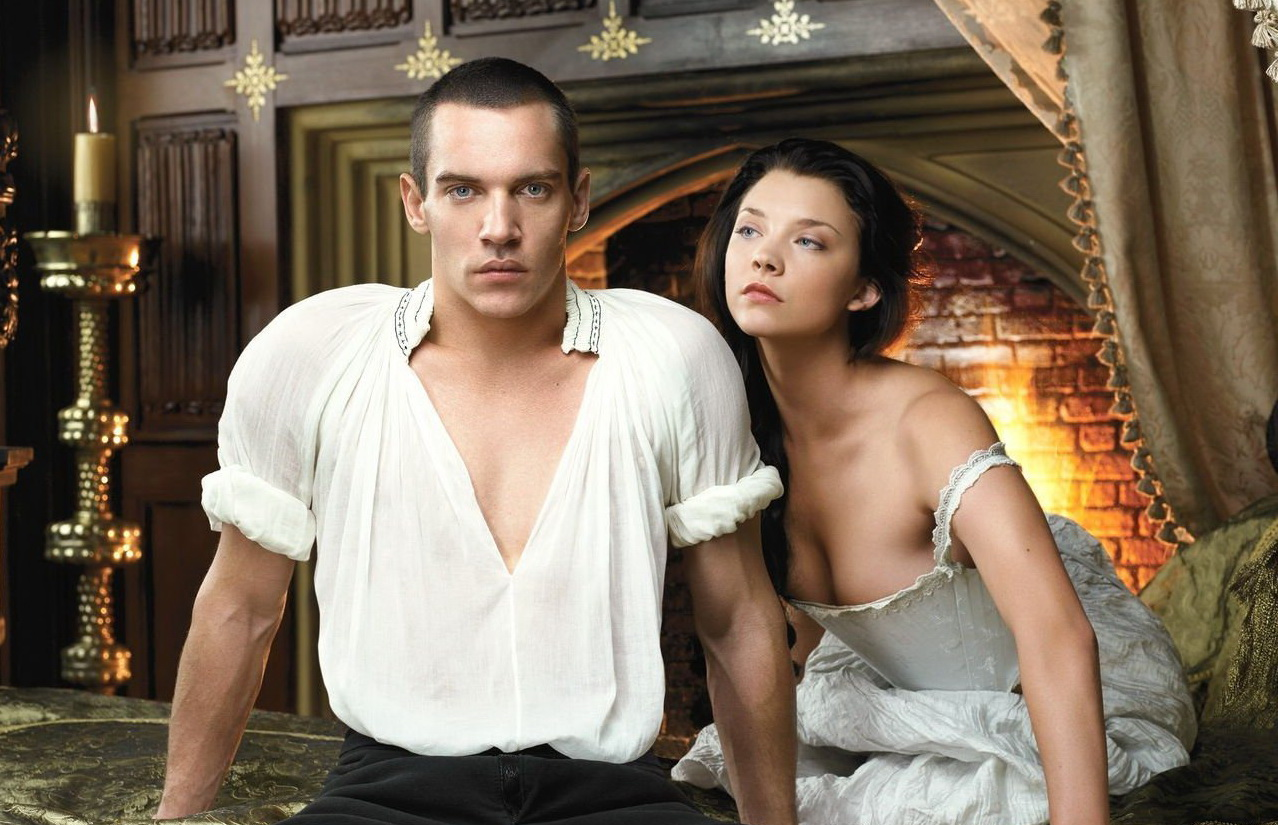 Natalie met her fiance while working on The Tudors with Jonathan Rhys Meyers