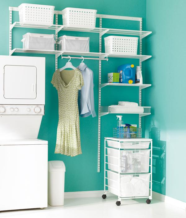 Try The Ikea Algot Range, Ikea.ie, Or Elfa Storage From Howards Storage