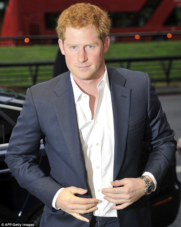 Prince Harry is very unhappy with the press treatment of his new girlfriend